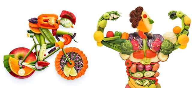 Nutrición en el ejercicio y el deporte