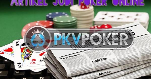 Artikel Judi Poker Online