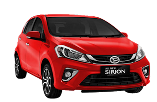 PROMO Kredit Daihatsu New Sirion 2019