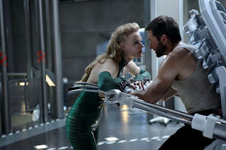 The Wolverine Viper Hugh Jackman 2013
