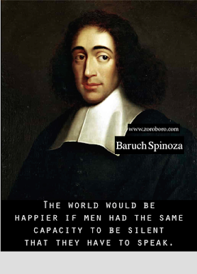 Baruch Spinoza Quotes,Baruch Spinoza Philosophy,Life Lessons, Words, One liner,Inspirational Words,motivational,philosophy,success quotes,mimd quotes,ethics