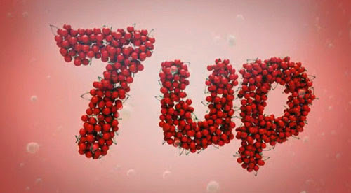 How To Make The Cherry 7up Look With Cinema 4D