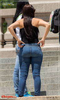 Chicas jeans