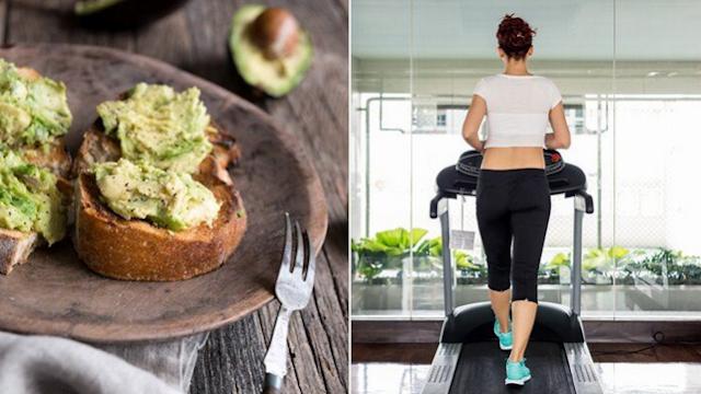 Makan Karbohidrat dan Lemak Sebelum Berolahraga? Baca ini