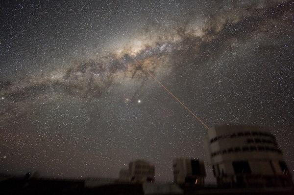 Gambar Milky Wayleaser