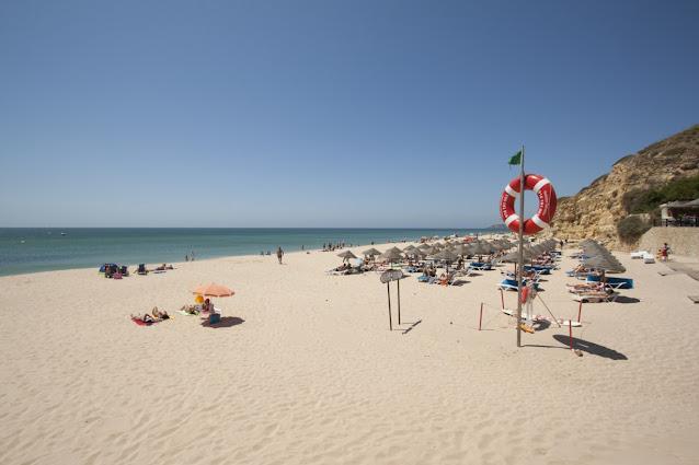 Salema-Spiaggia