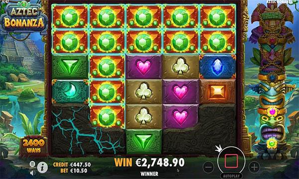 Main Gratis Slot Indonesia - Aztec Bonanza (Pragmatic Play)