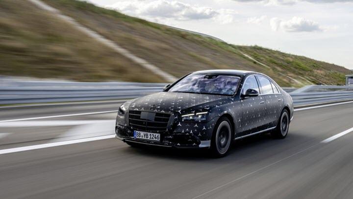 Mercedes-Benz S-Class 2021 được nâng cấp mạnh về vận hành và an toàn