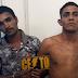 Serrinha: Suspeitos de homicídio ocorrido no domingo (13) são presos