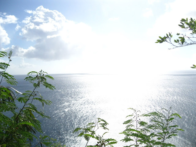 Travel Photos With No Filter and edits two lovers point guam USA