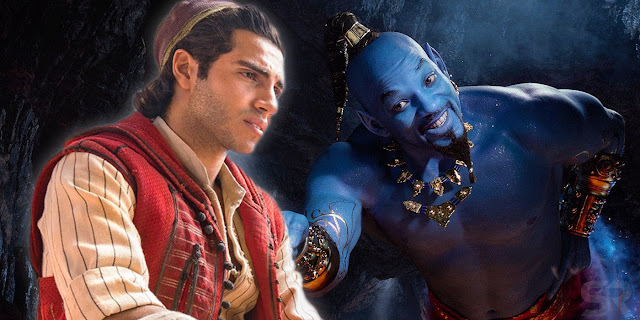 Aladdin and Genie Quotes