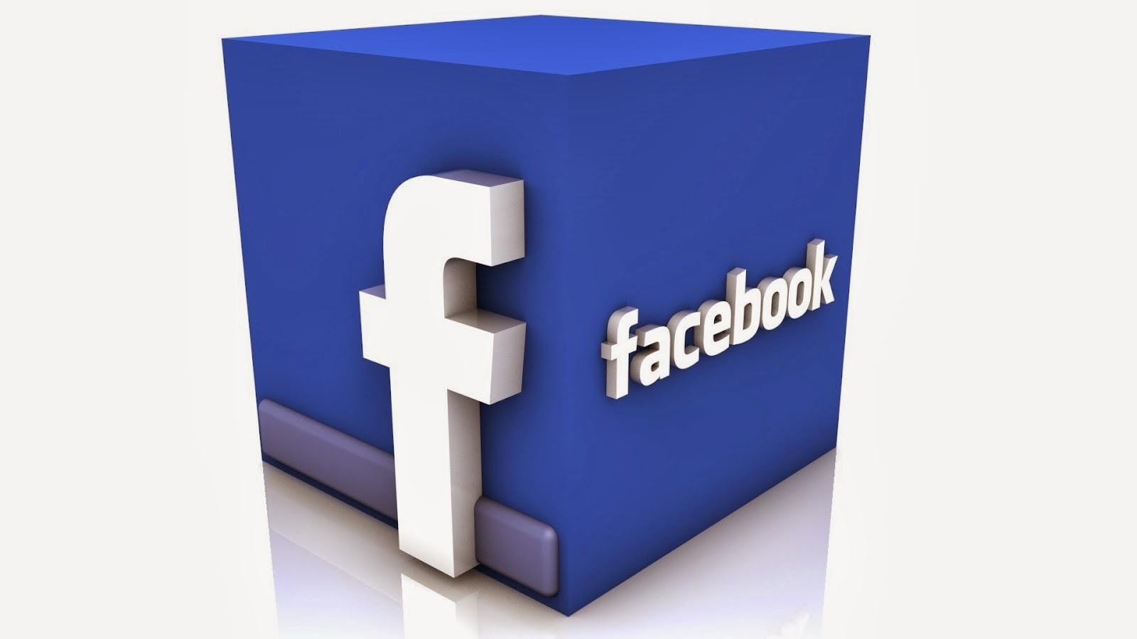 logo facebook unik