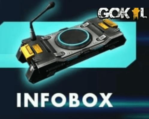 Infobox free fire terbaru
