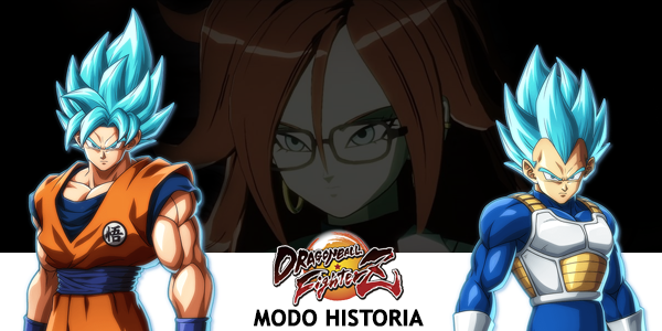 Dragon Ball FighterZ: Bandai revela Modo Historia