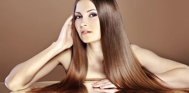 Cara meluruskan rambut permanen alami