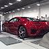 Mengintip Produksi Acura NSX Generasi Kedua