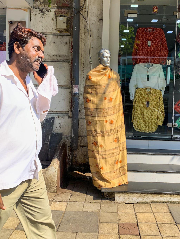 MUMBAI PAUSED: NM Joshi Marg