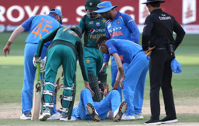 Asia Cup 2018: Hardik Pandya, out of the tournament,