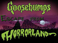 Goosebumps - Escape from Horrorland
