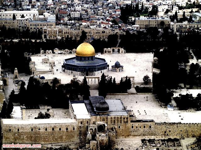 Keutamaan Baitul Maqdis dan Masjidil Aqsa