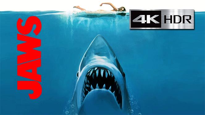 Tiburón (1975) 4K UHD [HDR] Latino-Castellano-Ingles