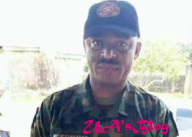 Captain Who Allegedly Connived With Notorious Kidnapper Wadume And Ordered Killing Of Police IRT Members 'Proceeds On Course'