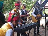 """""""THE RUNE BAND"""" Sanggar Jeruji Rutan Pangkep Meriahkan Festival Bulusaraung"""