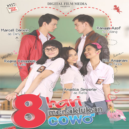 Download Film 8 Hari Menaklukan Cowo (2016) Bluray Full Movie