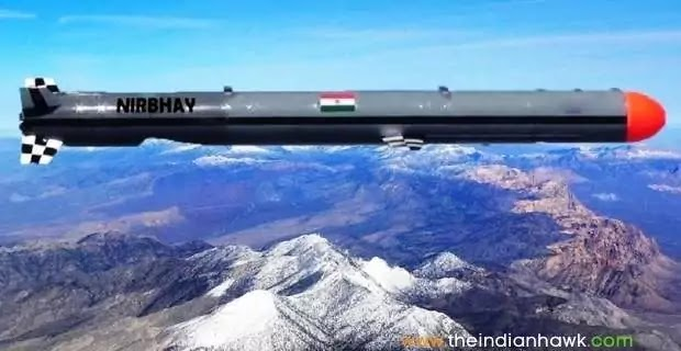 Nirbhay Cruise Missile Successfully Test Fired With Indigenous Engine
