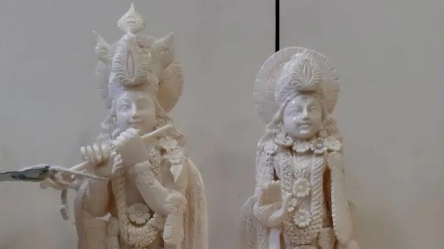 আজ কলকাতায় কাস্টমসের অভূতপূর্ব সাফল্য, বাজেয়াপ্ত সাড়ে ৩৫ কোটির মূর্তি