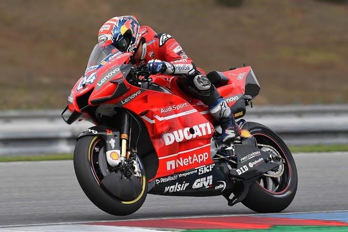 Ducati seguirá en Moto GP hasta el 2026