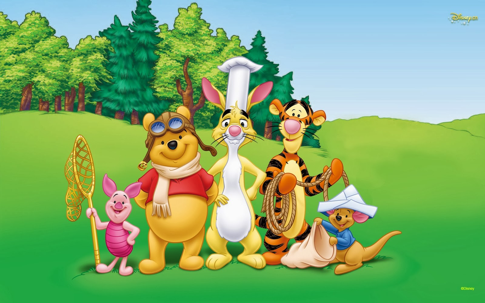 One Hundred Wallpaper Funny Winnie The Pooh Wallpapers Hd
