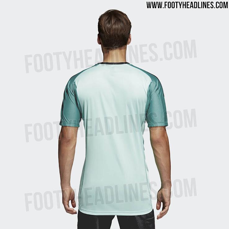 Camiseta Portero España Rusia 2018