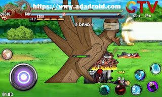 Download Naruto Senki Jinchuriki Edition by Nagato Tendo Apk