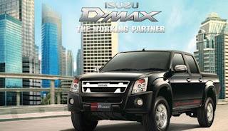 spesifikasi isuzu d-max 2015
