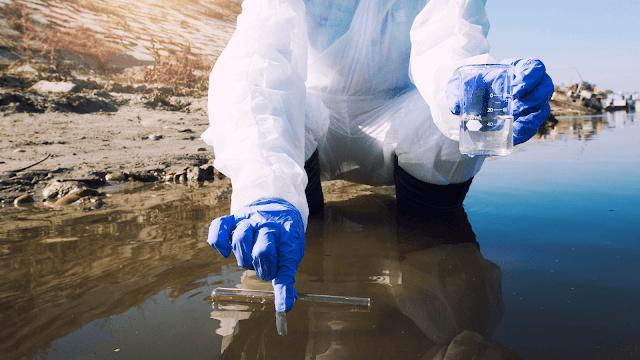 Air yang kurang bersih