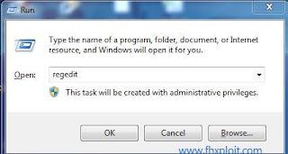 cara menghapus history pencarian di windows explorer