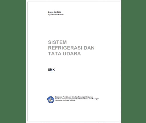Buku SMK Sistem Refrigerasi dan Tata Udara