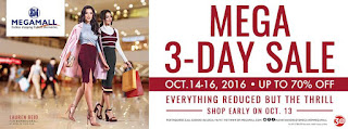 SM sale, SM mall sale