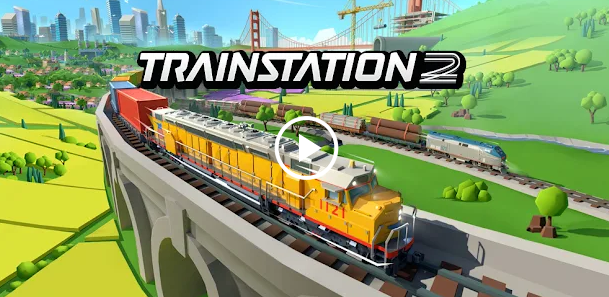 Train Station 2 Mod Apk Download Getmodapk [No Ads Android+ Unlimited Money+Gems+ Premium Unlocked+ V1.41.0]