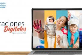 Vacaciones Digitales con la Fundación Telefónica Movistar