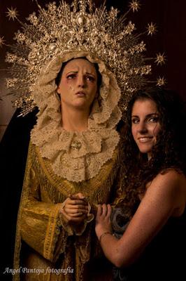 Ana Rey: 'En Las Aguas ni siquiera me cogían el teléfono para decirme algo de la Virgen que tallé'