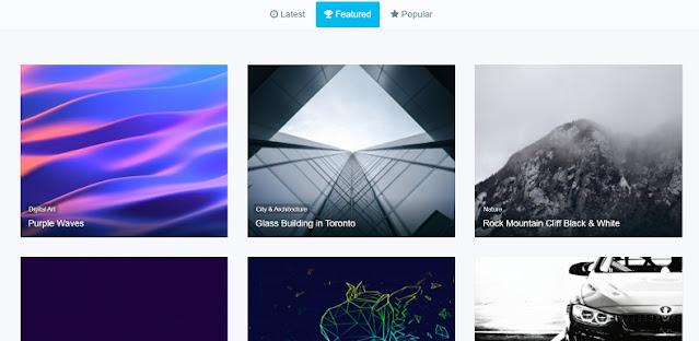 9 مواقع للعثور على خلفيات رائعة لسطح المكتب