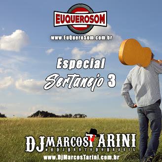 EuQueroSom - Especial Sertanejo 3 (Lançamentos)