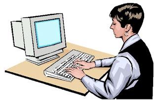 कम्प्यूटर ऑपरेटर की आवश्यकता है    #NayaSaberaNetwork