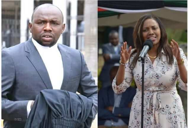 Wheelbarrow scandal speaker Ken Lusaka oust Senators' Kipchumba Murkomen and Susan Kihika