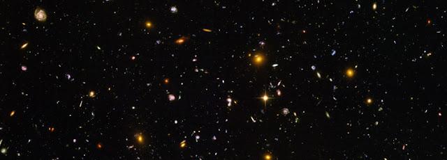 Profondo cielo, telescopio Hubble