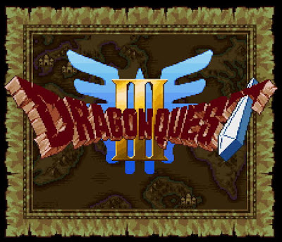 dragon quest iii snes remake spanish