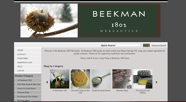 The Beekman 1802 Mercantile {UN}Intentional Misleading Information, 2013, beckycharms, Beekman 1802, business, ecommerce, Fabulous Beekman Boys, Farmer's Markets, farming, New York, small business, sustainable living, San Diego, writing, truth, honesty, integrity