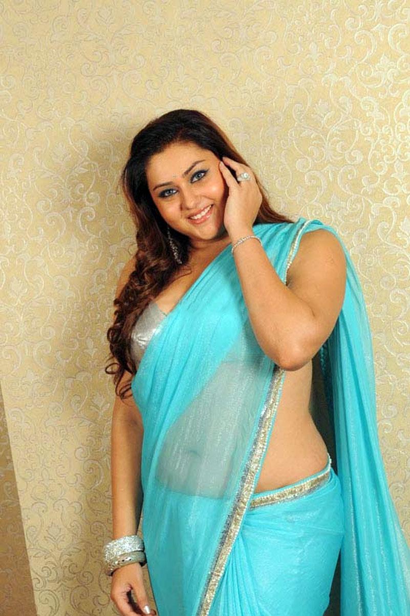 Blue Sexy Hindi Indian